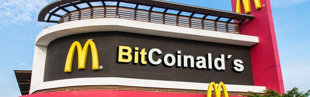 Bitcoin Worth More Than McDonalds